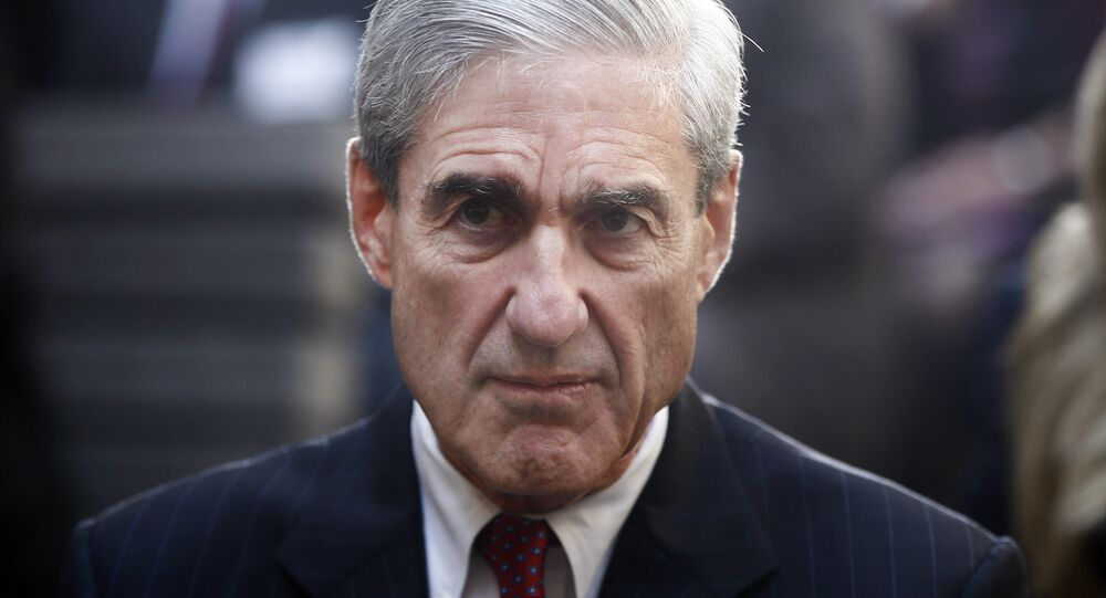 Former FBI Director Robert Mueller (File)