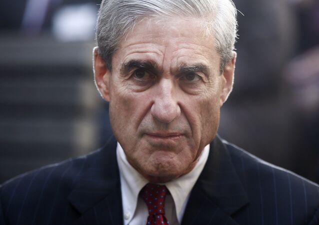 Former FBI Director Robert Mueller (File)