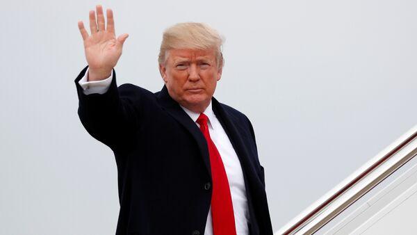 U.S. President Donald Trump - Sputnik International