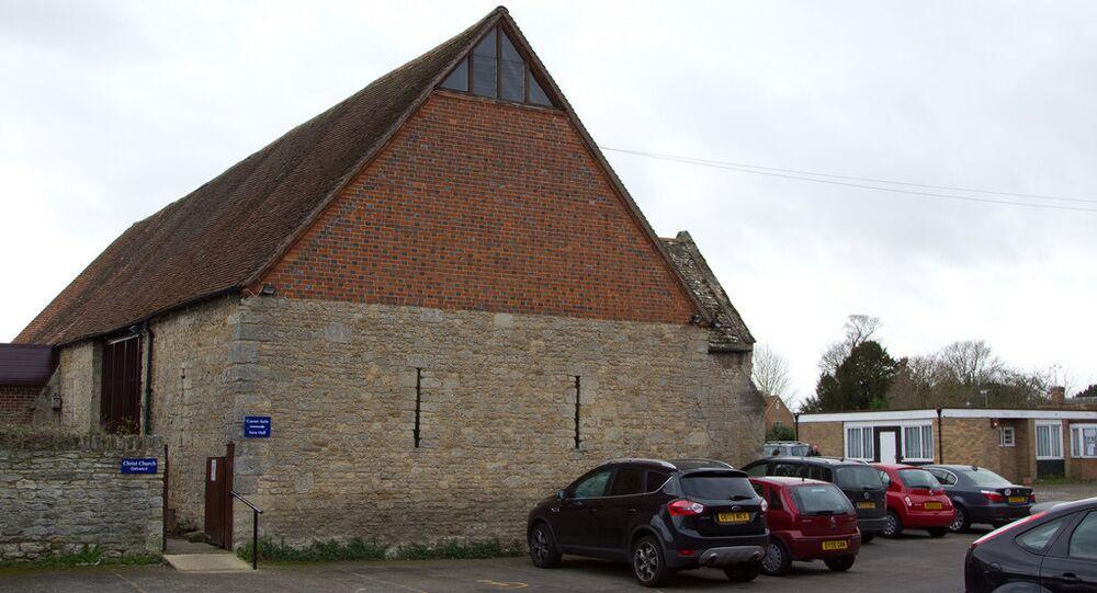 Christ Church Abingdon. (File)