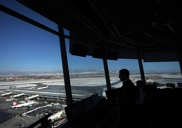 Sofia Airport view. (File)