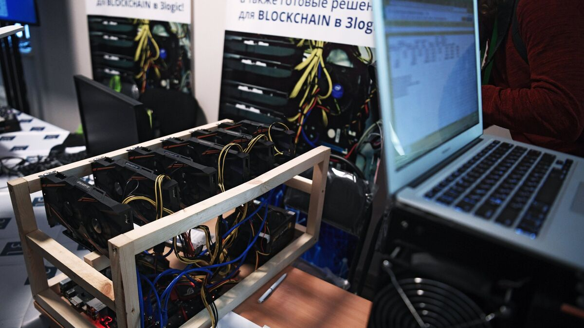 russian cryptocurrency mining