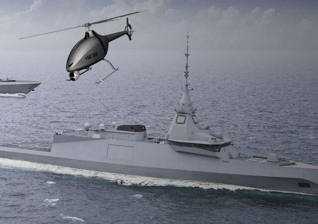 VSR700 Drone