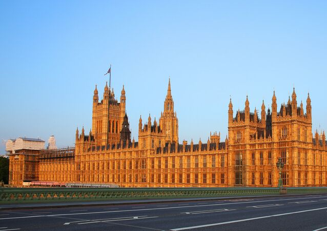 British Parliament view. (File)