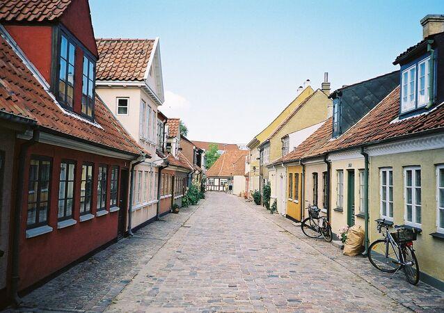 Danish street