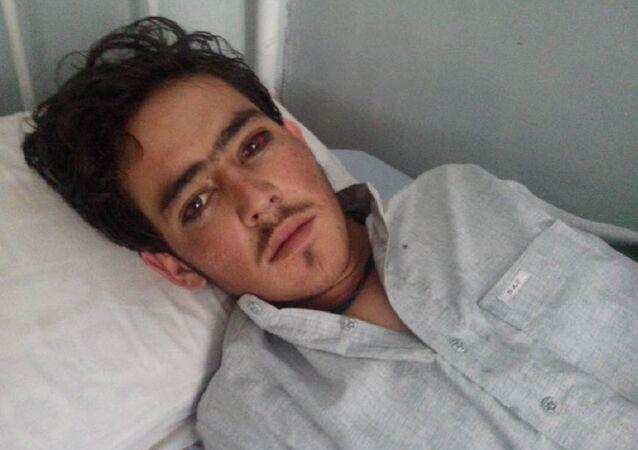 Patient with Crimean-Congo haemorrhagic fever. (File)