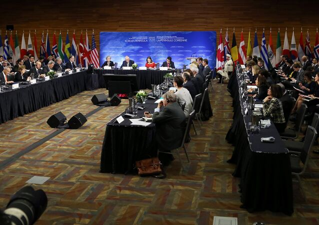 Foreign Ministers' Meeting on Security and Stability on the Korean Peninsula in Vancouver, British Columbia, Canada, January 16, 2018