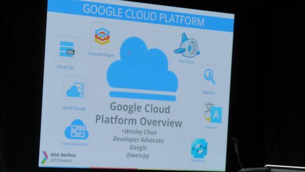 Google Cloud Platform - Sputnik International