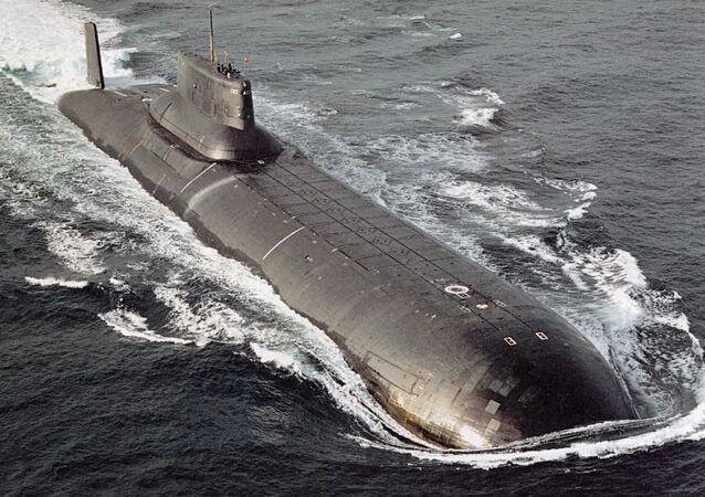Submarine 941 project
