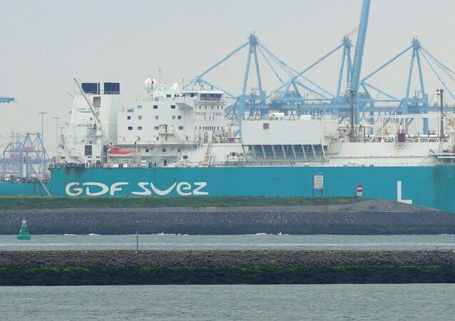 LNG tanker Gaselys