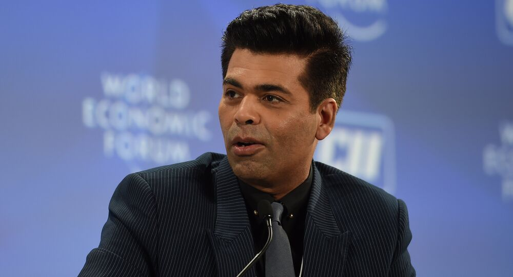 Bollywood Director Karan Johar