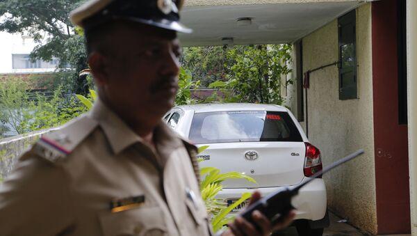 Indian police officer. (File) - Sputnik International
