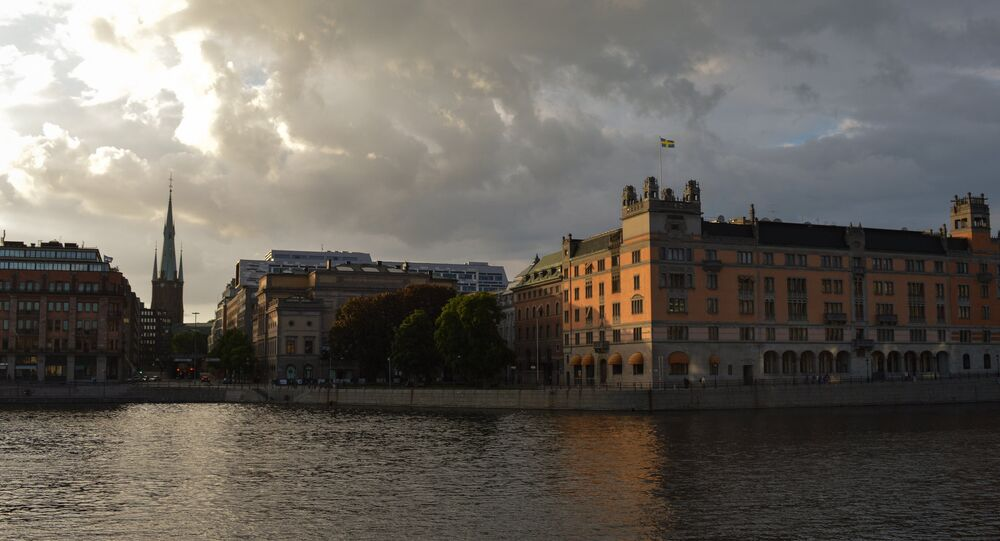 Norrmalm view