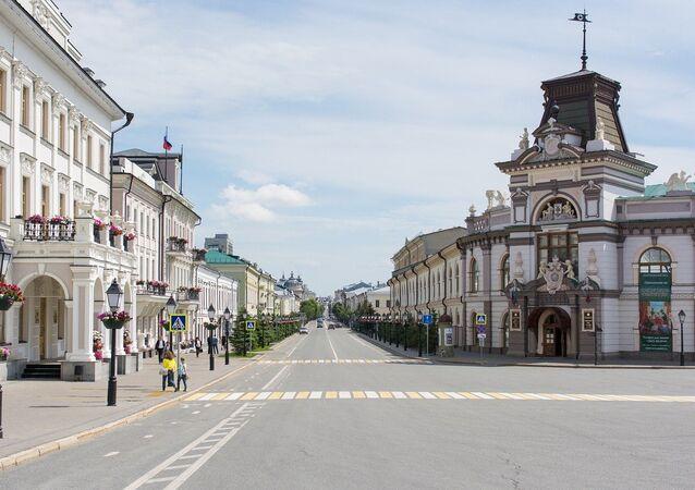 Kazan view