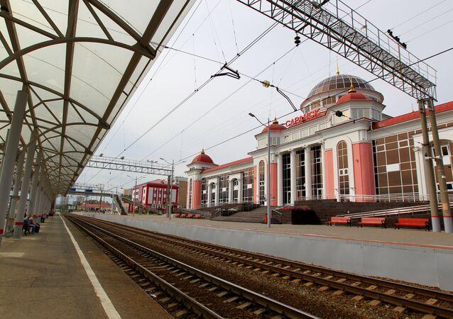 Saransk Railway Station