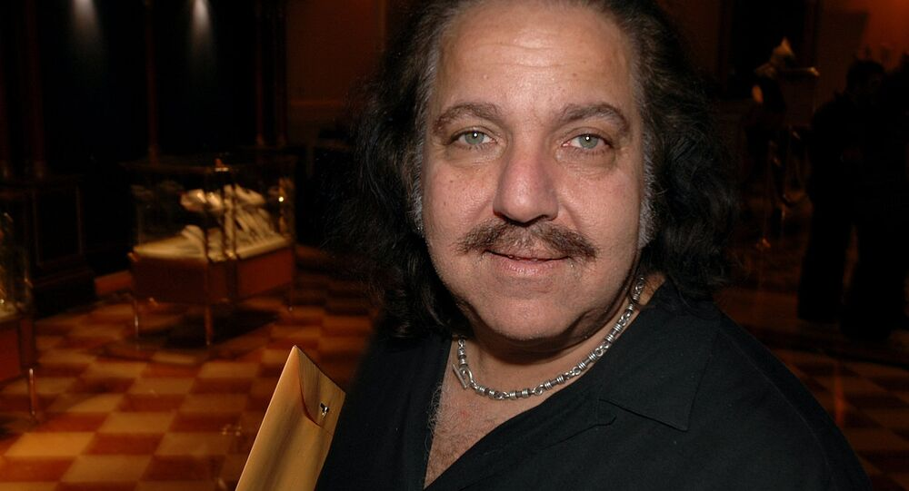 Ron Jeremy charged with three counts of rape
