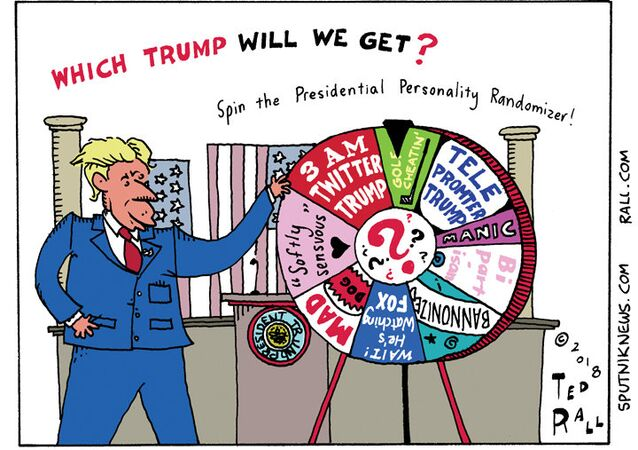Wheel of Trump