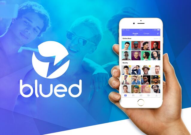Blued application