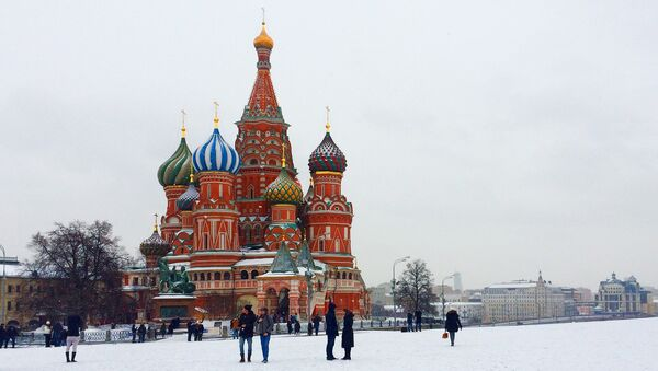 Red Square, Moscow - Sputnik International