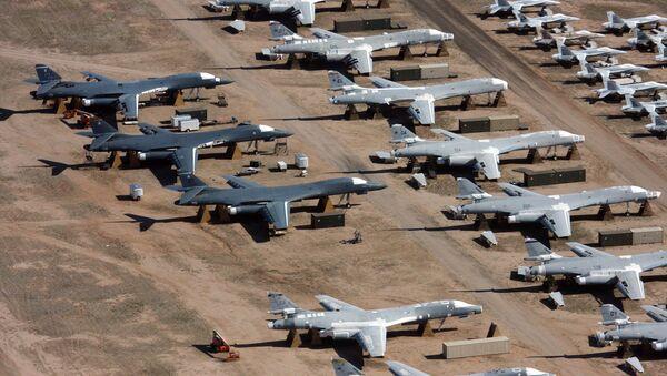 Davis-Monthan Air Force Base - Sputnik International