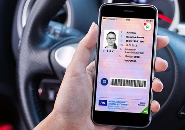 Electronic Driving License