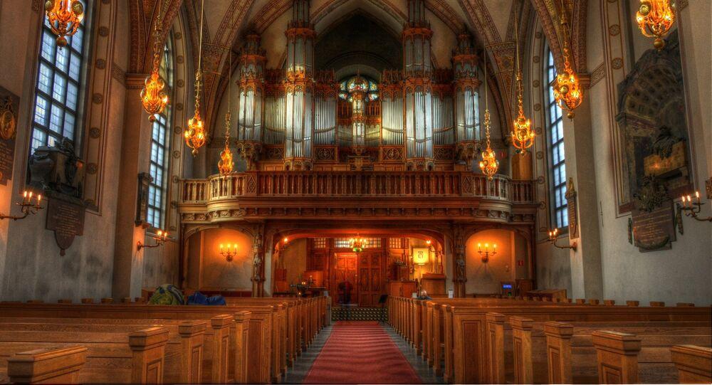 St. Clara Church, Stockholm