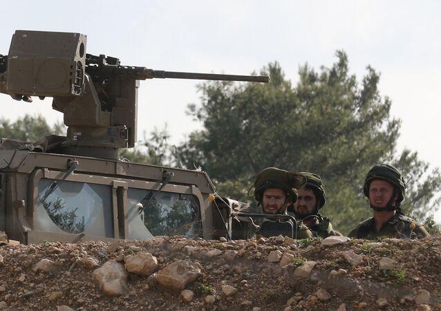 Israeli soldiers. (File)
