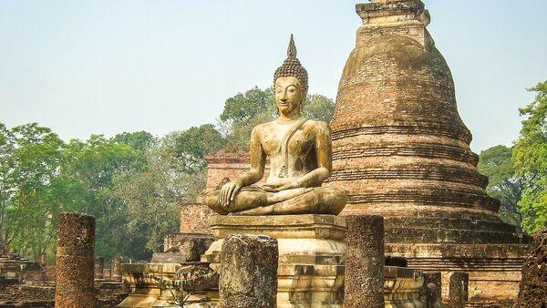 Temple in Thailand - Sputnik International