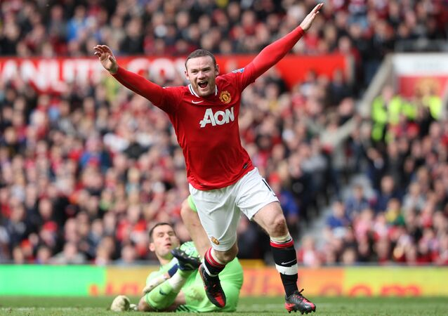 Manchester United's Wayne Rooney. (File)