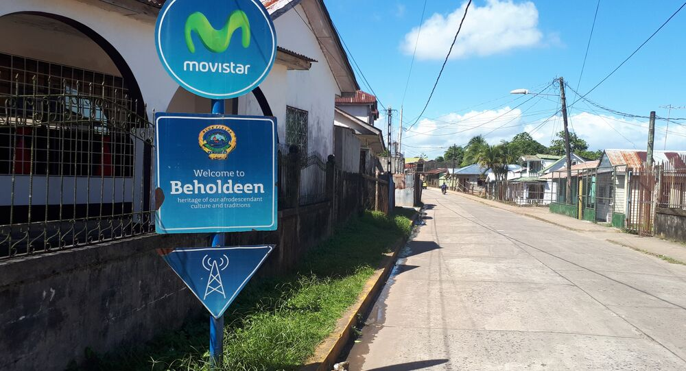In countries like Nicaragua (pictured) Movistar is the most popular cellphone network with millions of subscribers