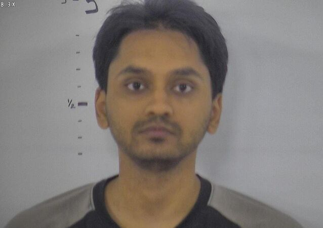 Shivam Patel, 28, tried to join the U.S. Army and Air Force, and lied to recruiters about a trip to Jordan in a failed attempt to contact the Islamic State