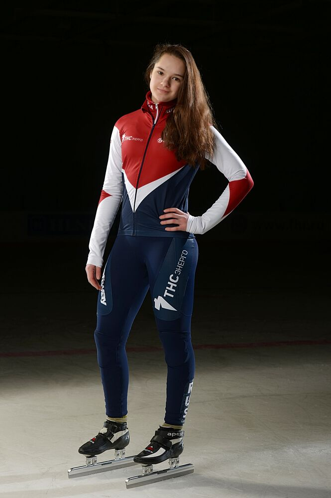 Most Beautiful Russian Female Athletes at 2018 Winter Olympics