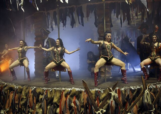Let's Go Party: Carnival in Brazil