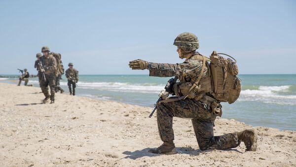 US Marines. File photo - Sputnik International
