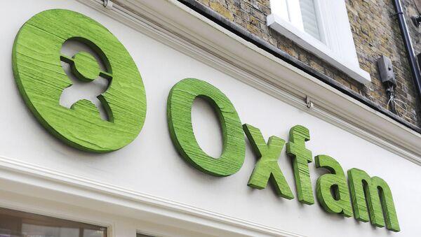 Oxfam store in London. (File) - Sputnik International