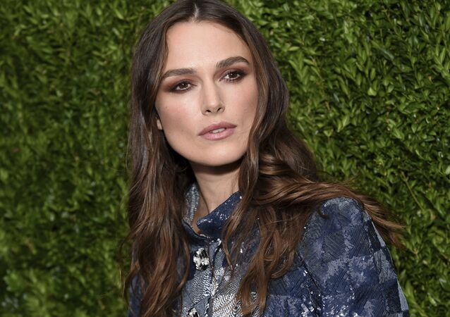 This Sept. 6, 2016 file photo shows actress Keira Knightley at the CHANEL Fine Jewelry Dinner