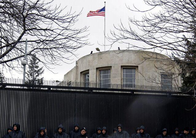 ABD Ankara Büyükelçiliği