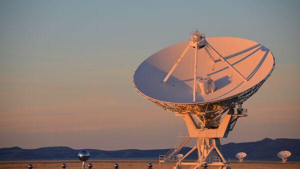 Very Large Array Radiotelescope - Sputnik International