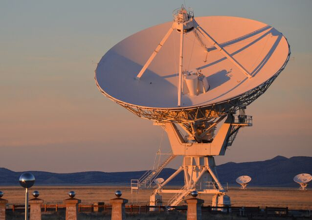 Very Large Array Radiotelescope