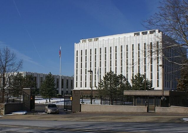 Embassy of Russia in Washington DC