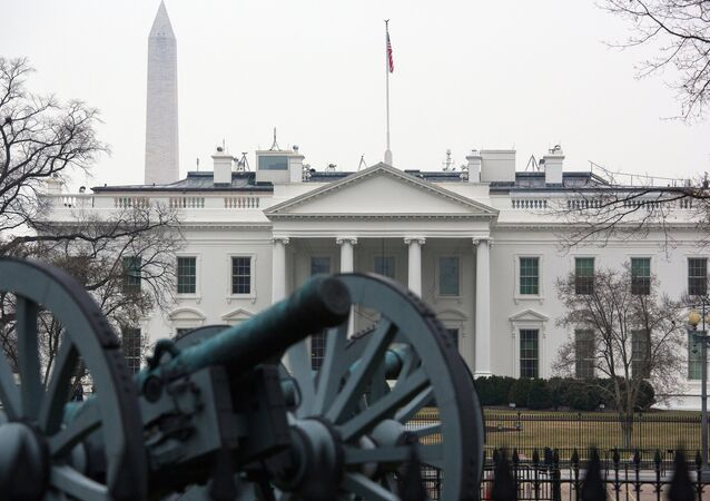 The White House in Washington, DC
