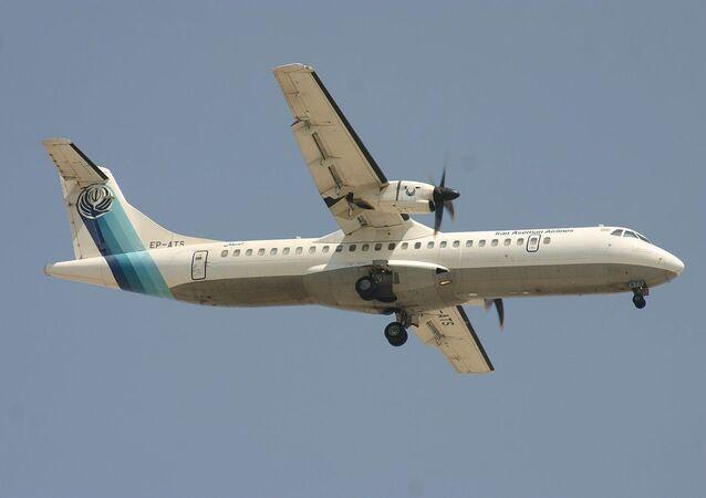 ATR-72 Iran Aseman Airlines