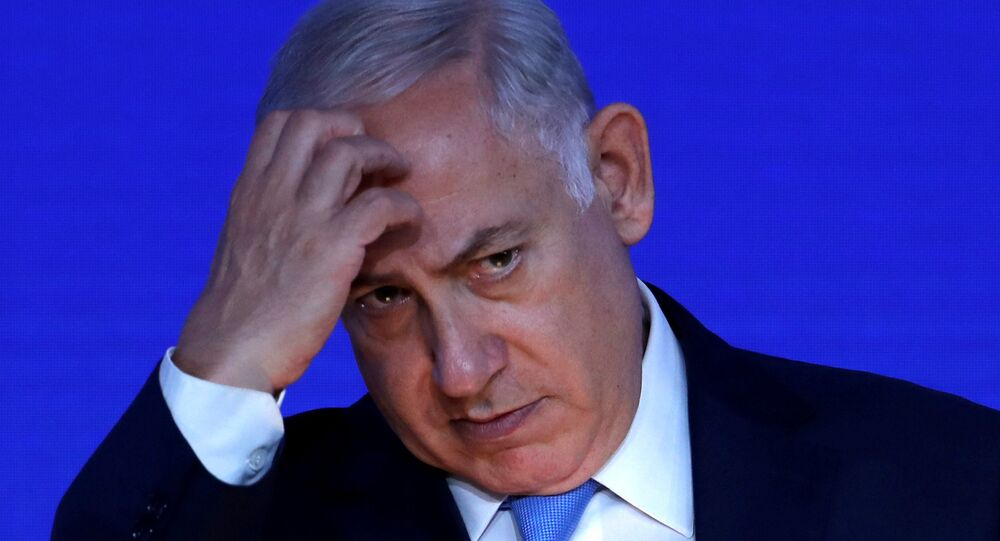 Israel's Prime Minister Benjamin Netanyahu (File)