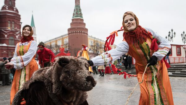 Moscow Maslenitsa festival - Sputnik International