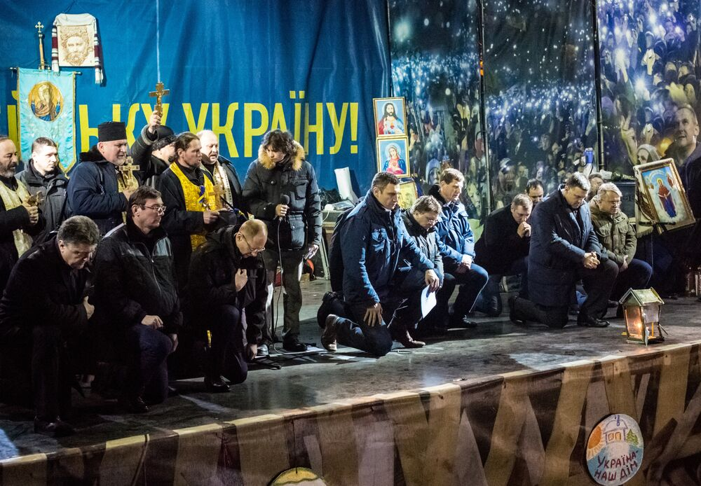 Remembering Feb. 21, the Day When Maidan Supplanted the Ukrainian Constitution