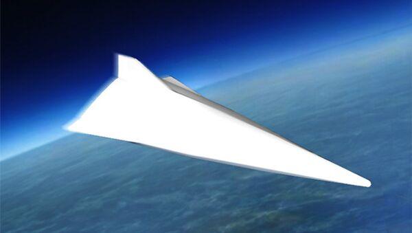 WU-14 hypersonic glide vehicle - Sputnik International