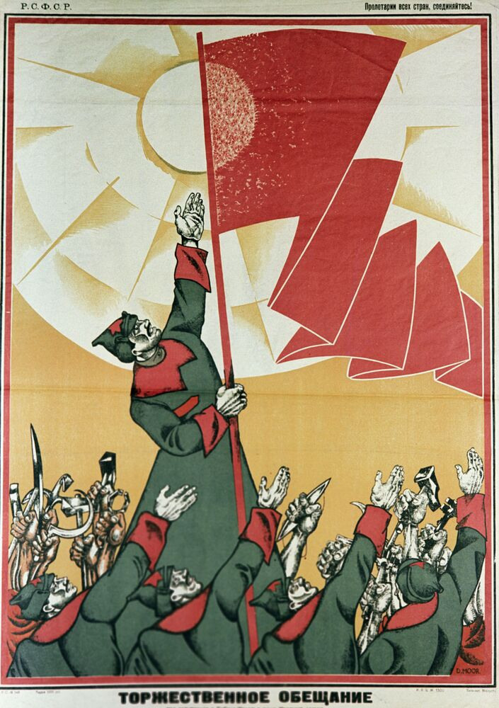 For Motherland: Red Army on Soviet Posters