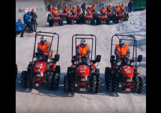 Tractor Biathlon Tournament
