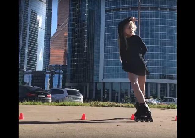 Freestyle Skating by Sofia Bogdanova