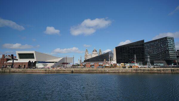 Liverpool Docks - skyline - Sputnik International